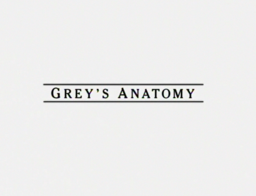 Grey\'s Anatomy Ep 2: Take The Lead | Ticket Stub This